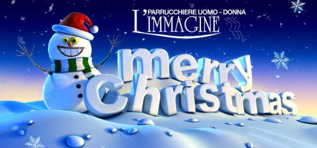 Buon Natale da tutto lo staff!